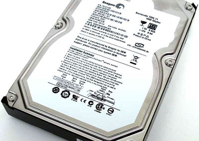 Recovery Data Seagate 1Tb iMac